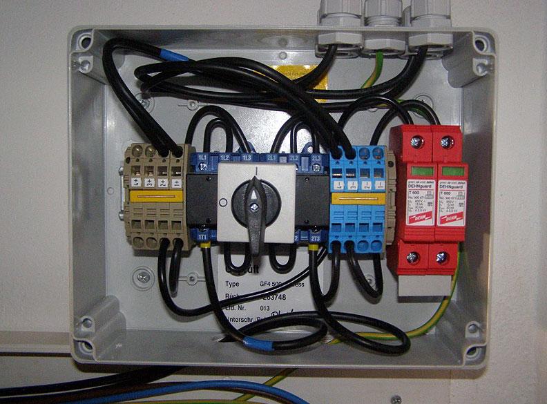Schema Elettrico Quadro Di Campo Impianto Fotovoltaico : Cella fotovoltaica funzionamento impianto fotovoltaico